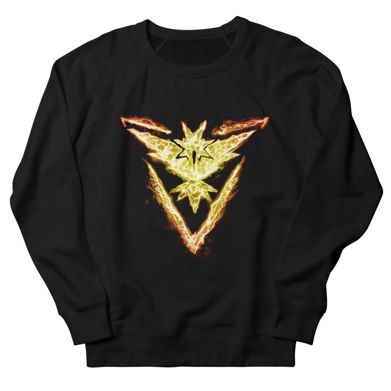 TEAM INSTINCT Men's Sweatshirt by frogafro's Artist Shop