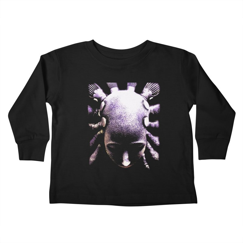 ELSENOVA Kids Toddler Longsleeve T-Shirt by frogafro's Artist Shop