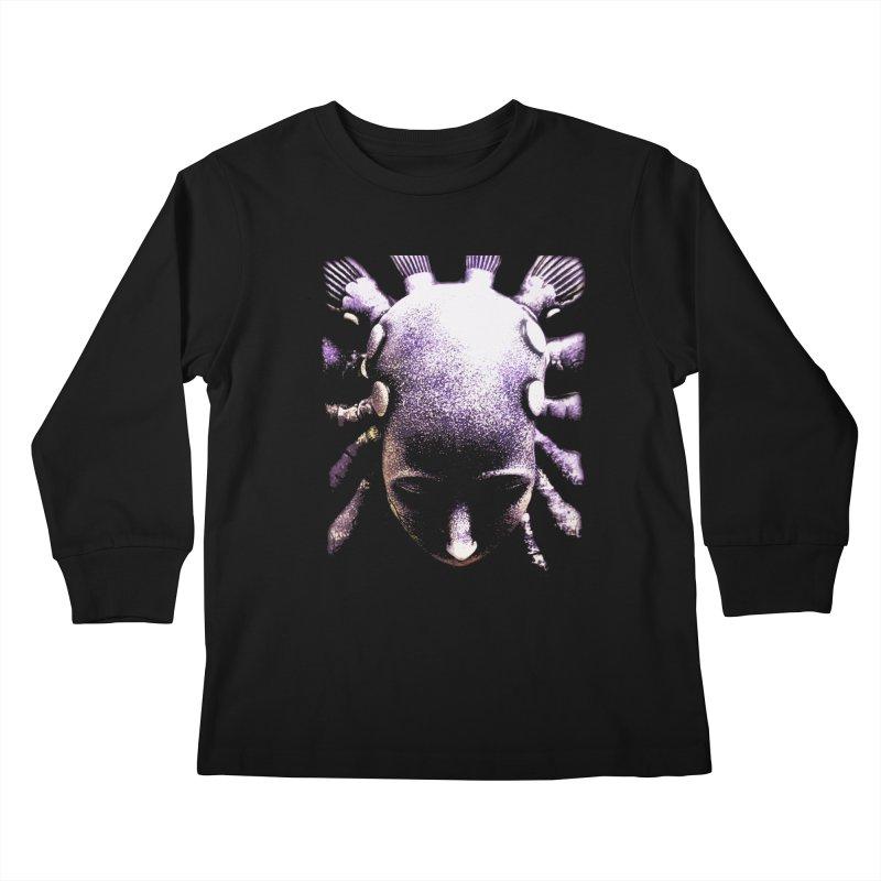 ELSENOVA Kids Longsleeve T-Shirt by frogafro's Artist Shop