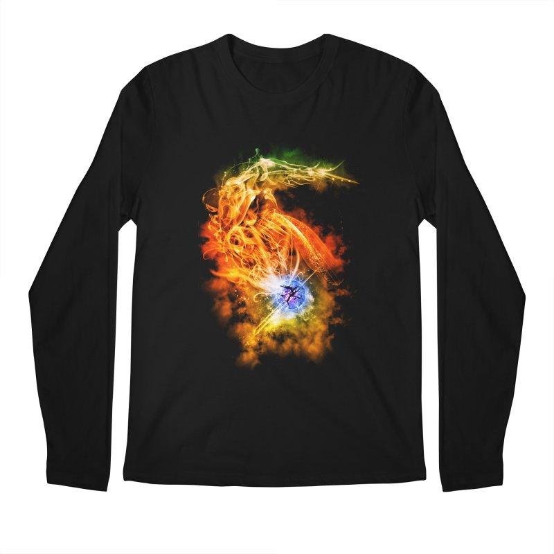 REBIRTH Men's Longsleeve T-Shirt by frogafro's Artist Shop