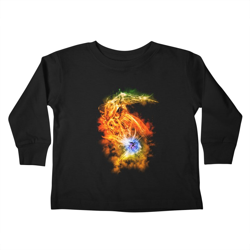 REBIRTH Kids Toddler Longsleeve T-Shirt by frogafro's Artist Shop