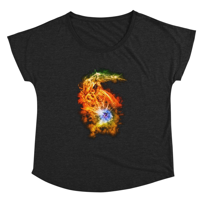 REBIRTH Women's Dolman by frogafro's Artist Shop