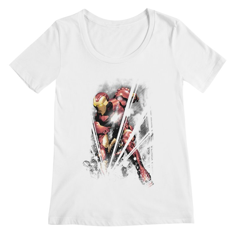 Desperate Times For being Someone Women's Regular Scoop Neck by frogafro's Artist Shop