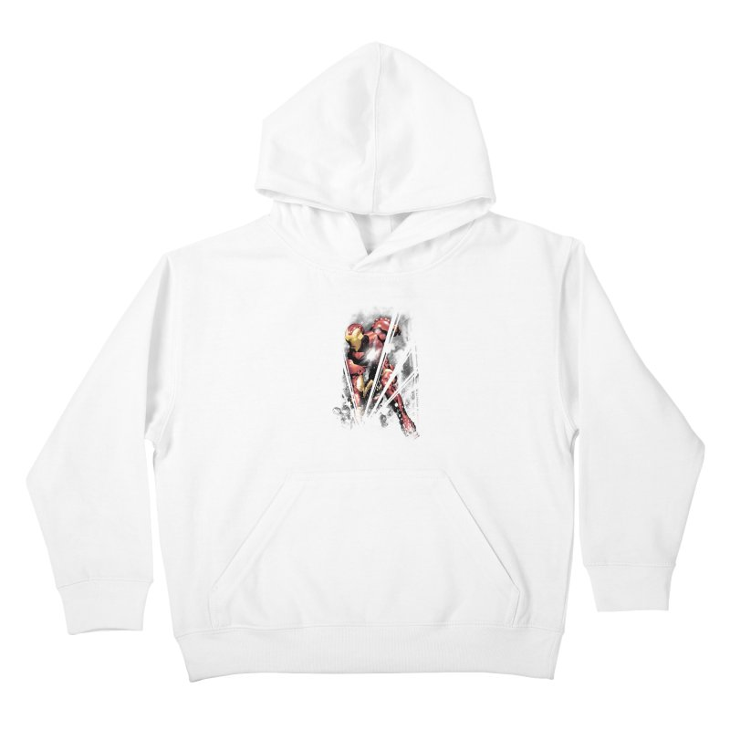 Desperate Times For being Someone Kids Pullover Hoody by frogafro's Artist Shop