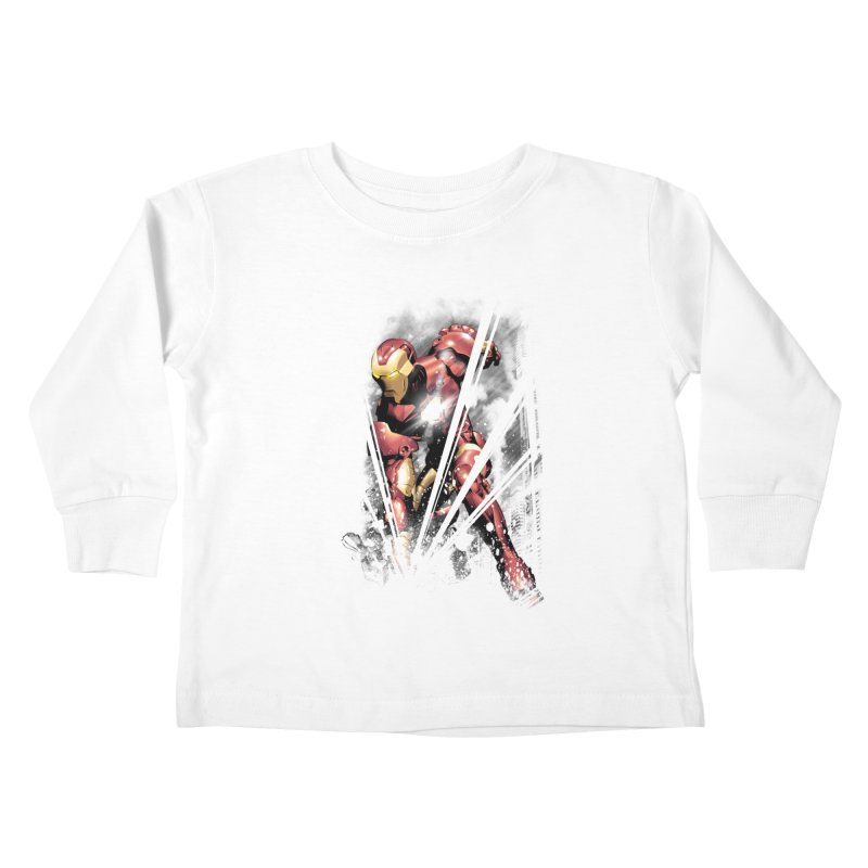 Desperate Times For being Someone Kids Toddler Longsleeve T-Shirt by frogafro's Artist Shop