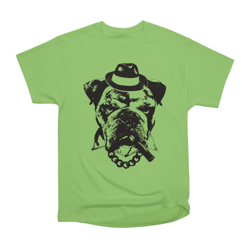 From Frank: Yousa Good Fella Men's Heavyweight T-Shirt by From Frank's Artist Shop