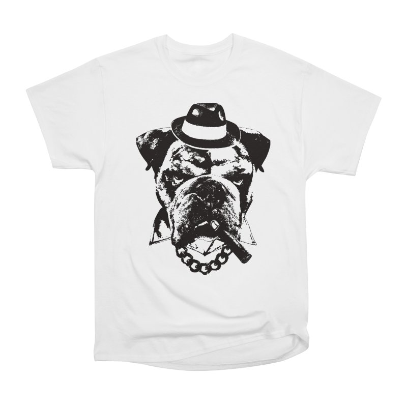 From Frank: Yousa Good Fella Women's Heavyweight Unisex T-Shirt by From Frank's Artist Shop