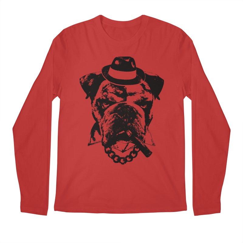 From Frank: Yousa Good Fella Men's Regular Longsleeve T-Shirt by From Frank's Artist Shop
