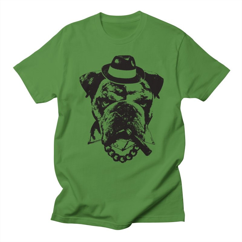 From Frank: Yousa Good Fella Men's Regular T-Shirt by From Frank's Artist Shop