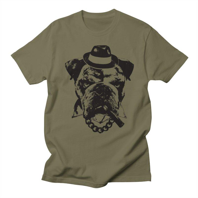 From Frank: Yousa Good Fella Men's Regular T-Shirt by From Frank's Artist Shop