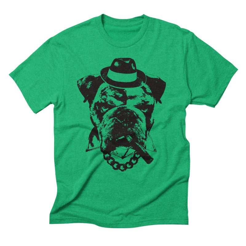 From Frank: Yousa Good Fella Men's Triblend T-Shirt by From Frank's Artist Shop