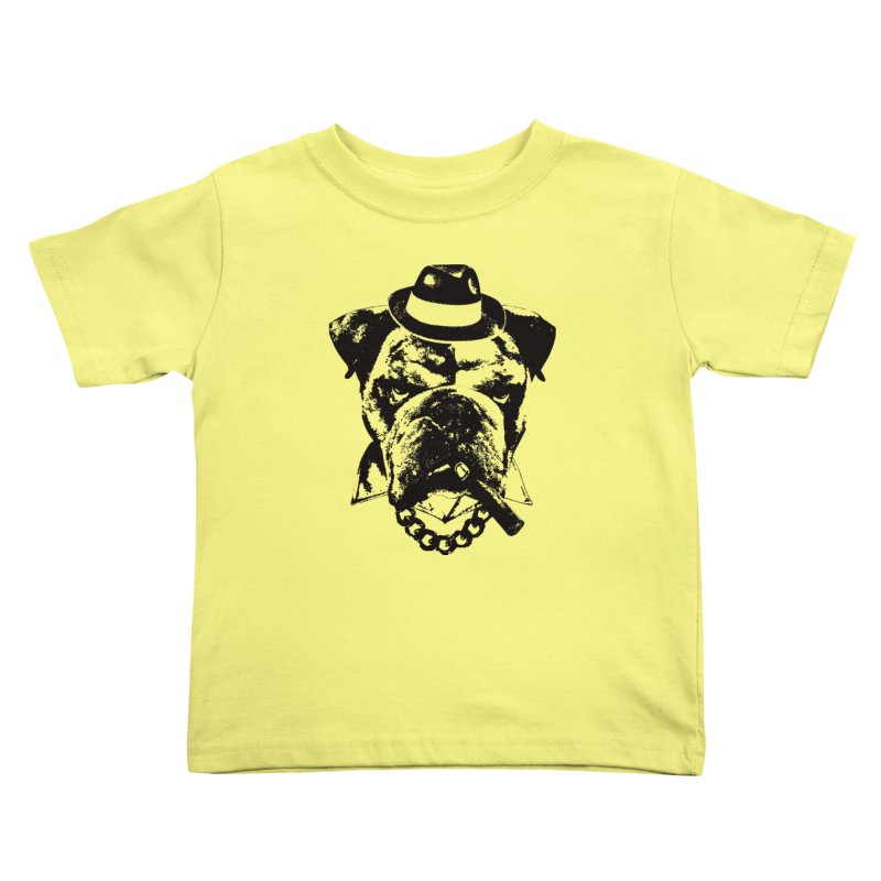 From Frank: Yousa Good Fella Kids Toddler T-Shirt by From Frank's Artist Shop