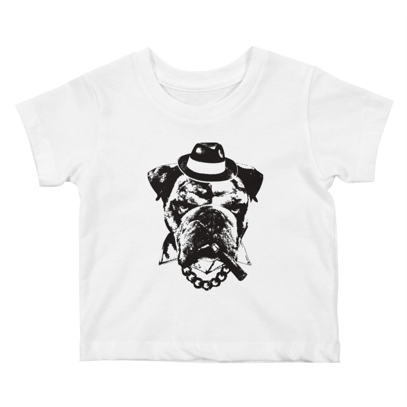From Frank: Yousa Good Fella Kids Baby T-Shirt by From Frank's Artist Shop