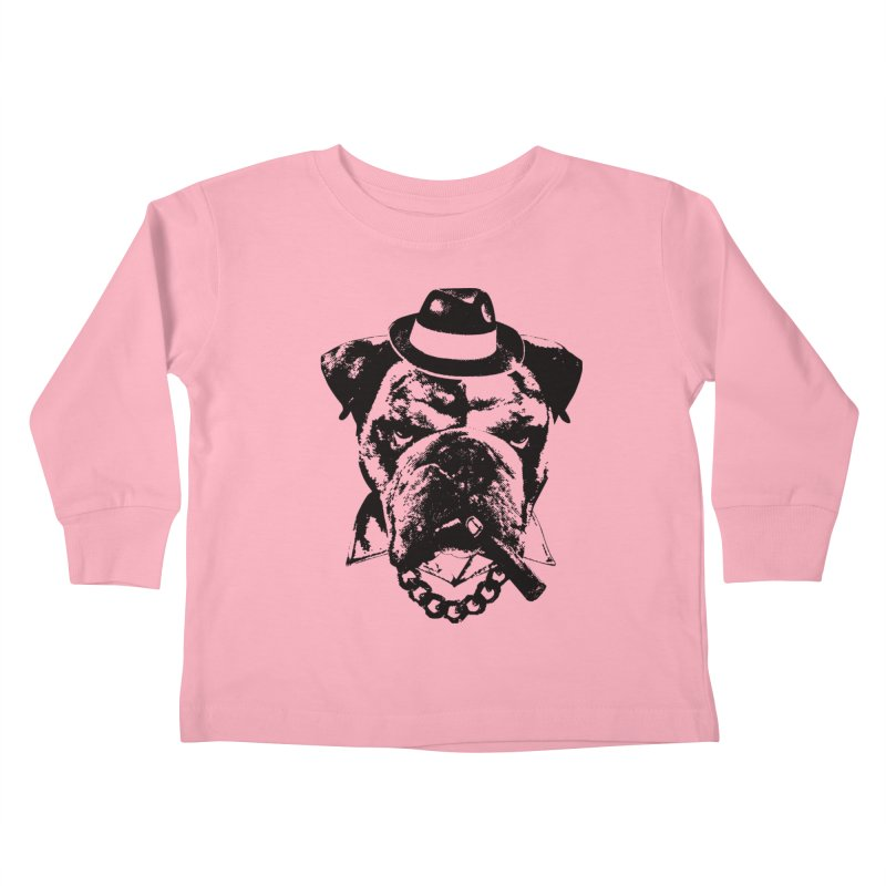 From Frank: Yousa Good Fella Kids Toddler Longsleeve T-Shirt by From Frank's Artist Shop
