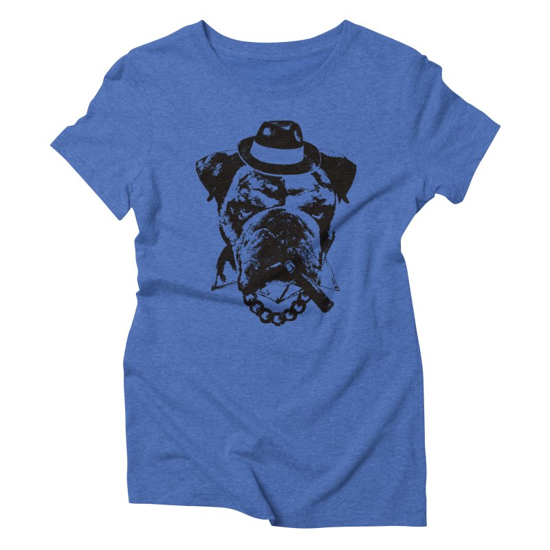 From Frank: Yousa Good Fella Women's Triblend T-Shirt by From Frank's Artist Shop