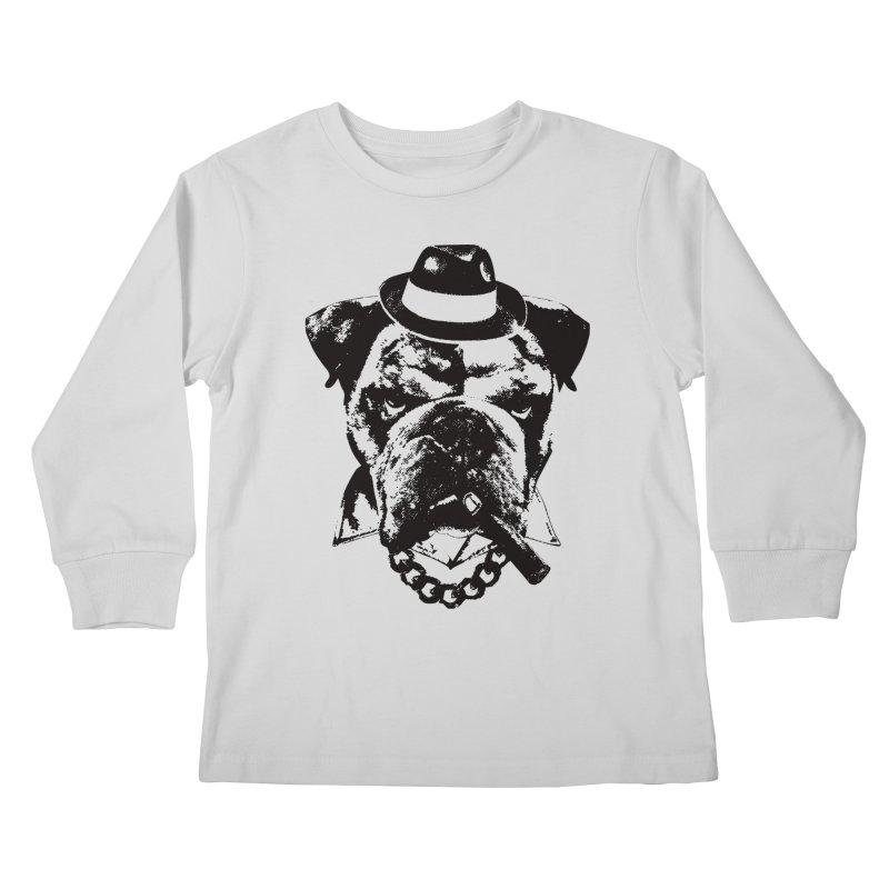 From Frank: Yousa Good Fella Kids Longsleeve T-Shirt by From Frank's Artist Shop
