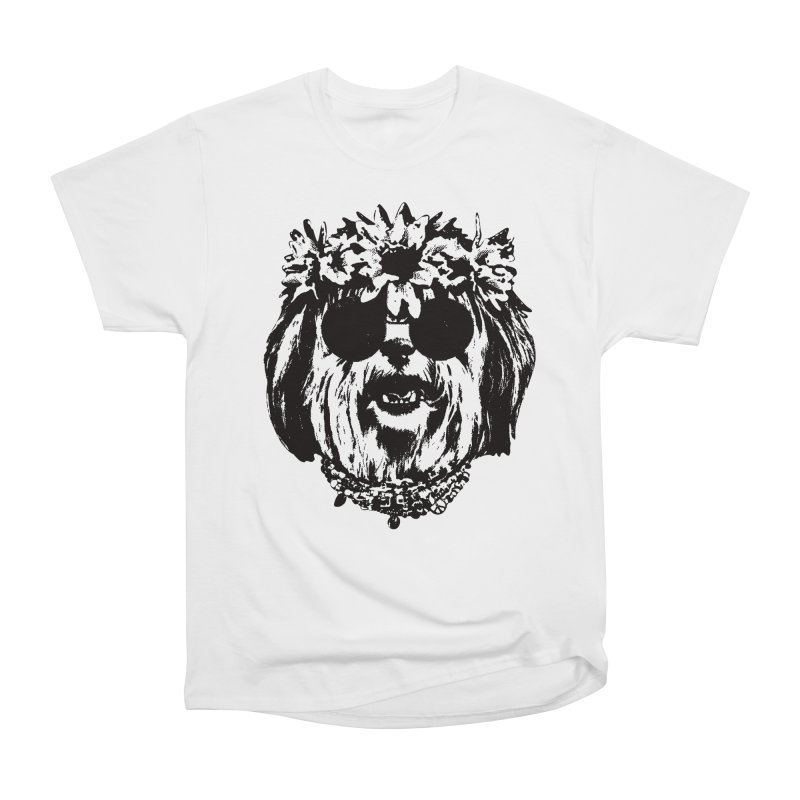 From Frank: Be Groovy or Leave Men's Heavyweight T-Shirt by From Frank's Artist Shop
