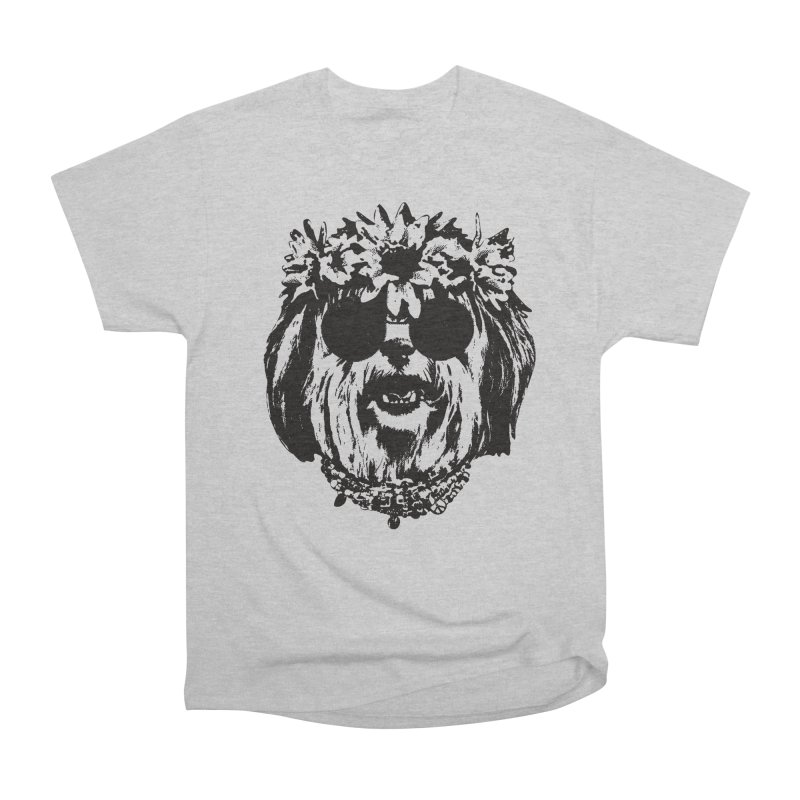 From Frank: Be Groovy or Leave Women's Heavyweight Unisex T-Shirt by From Frank's Artist Shop