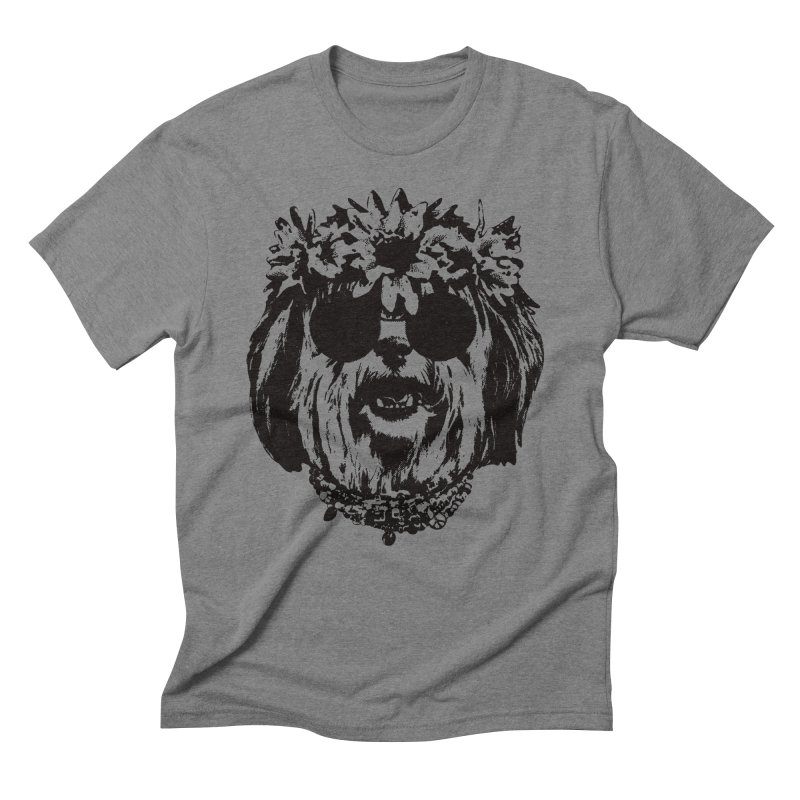 From Frank: Be Groovy or Leave Men's Triblend T-Shirt by From Frank's Artist Shop