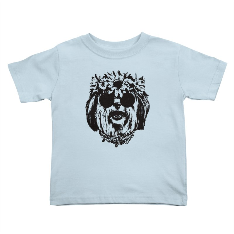 From Frank: Be Groovy or Leave Kids Toddler T-Shirt by From Frank's Artist Shop
