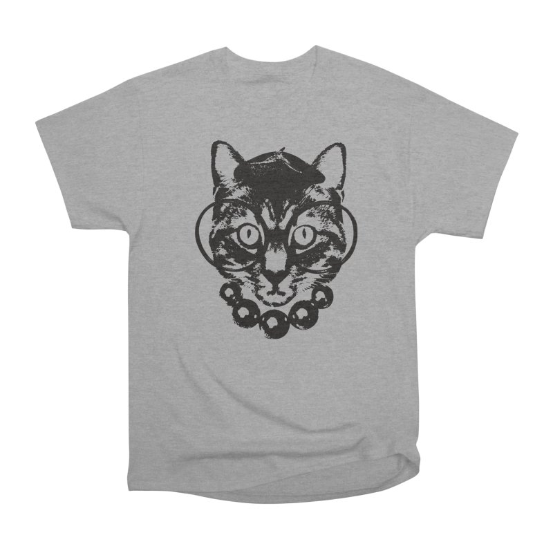From Frank: Purrrfection, Darling Men's Heavyweight T-Shirt by From Frank's Artist Shop