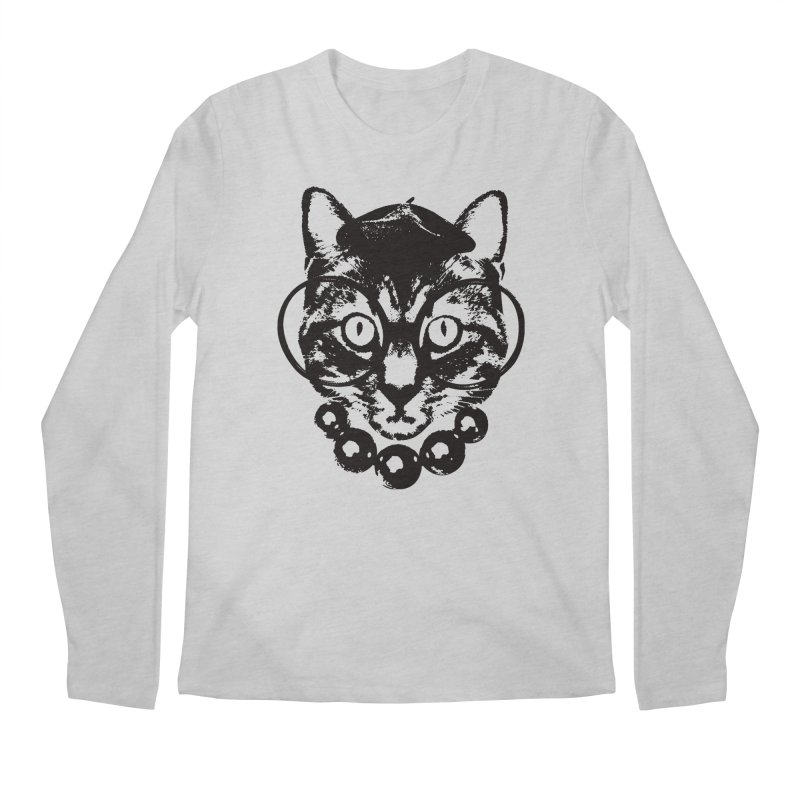 From Frank: Purrrfection, Darling Men's Regular Longsleeve T-Shirt by From Frank's Artist Shop
