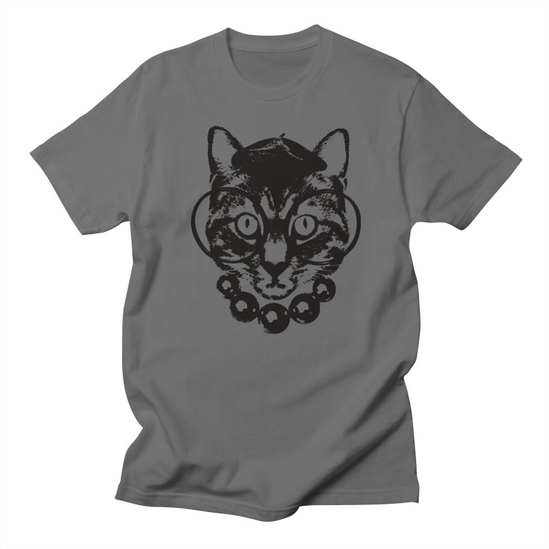From Frank: Purrrfection, Darling Men's Regular T-Shirt by From Frank's Artist Shop