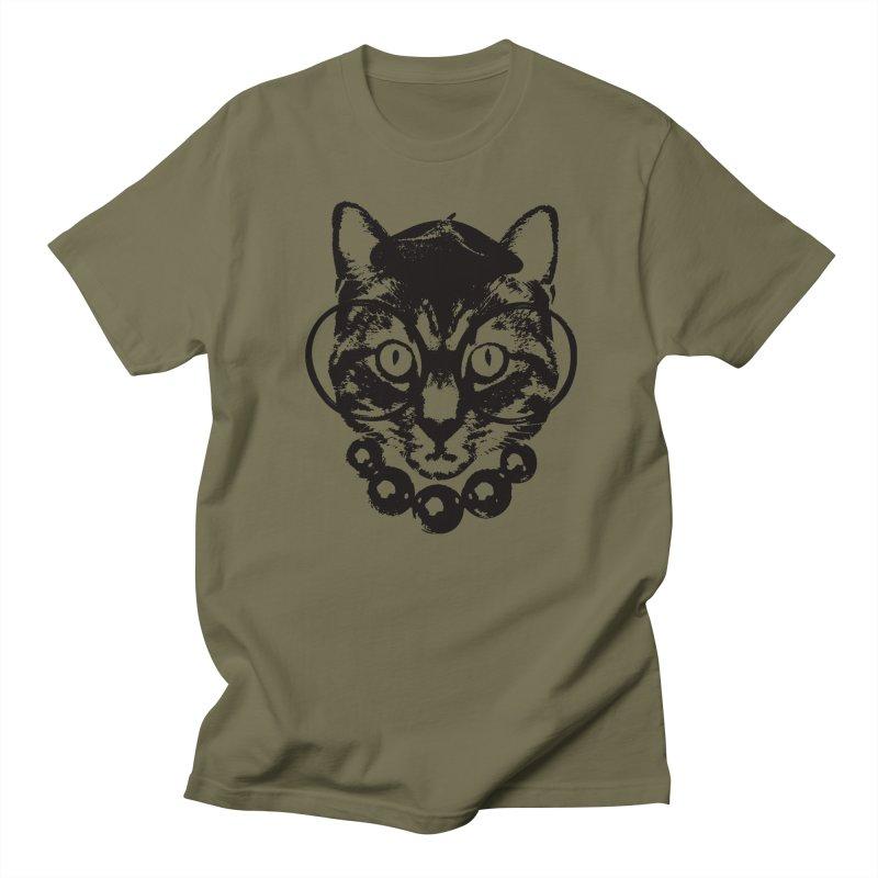 From Frank: Purrrfection, Darling Women's Regular Unisex T-Shirt by From Frank's Artist Shop