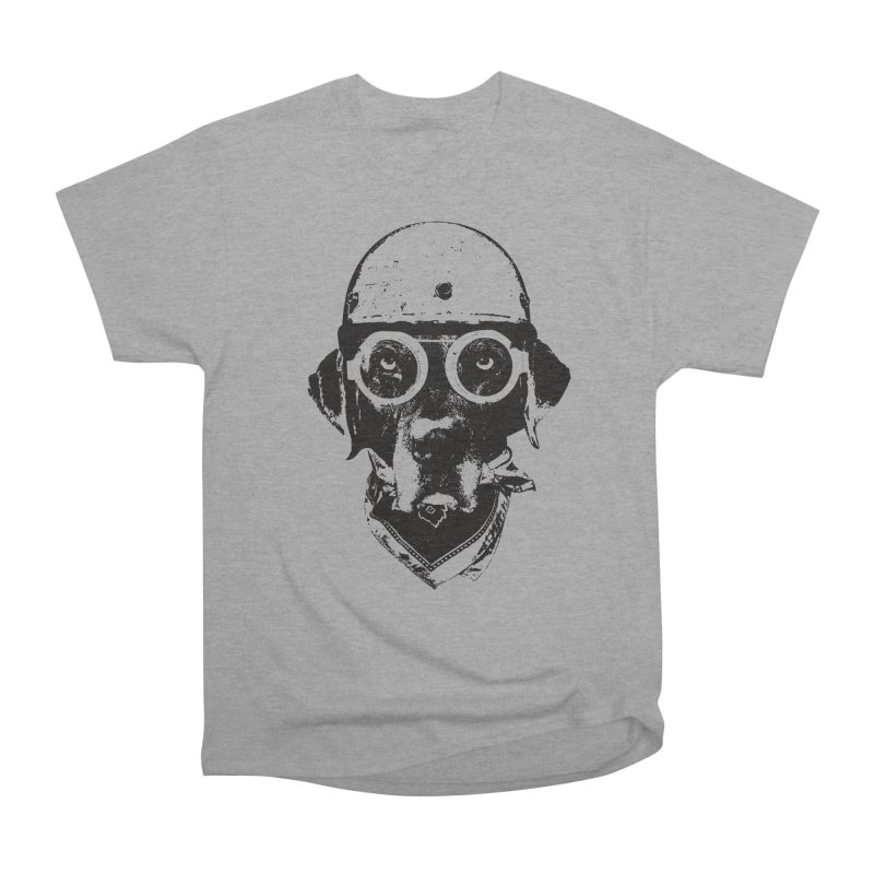 From Frank: Ride On Men's Heavyweight T-Shirt by From Frank's Artist Shop