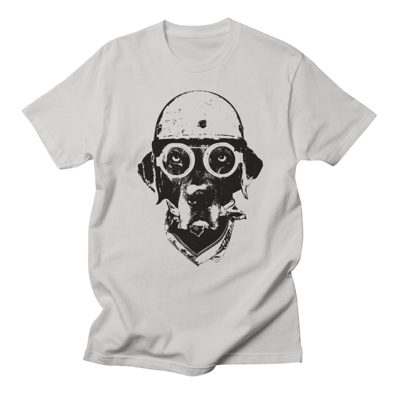 From Frank: Ride On Men's Regular T-Shirt by From Frank's Artist Shop
