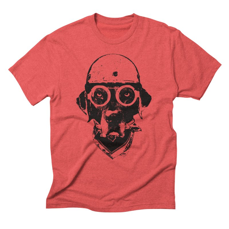 From Frank: Ride On Men's Triblend T-Shirt by From Frank's Artist Shop