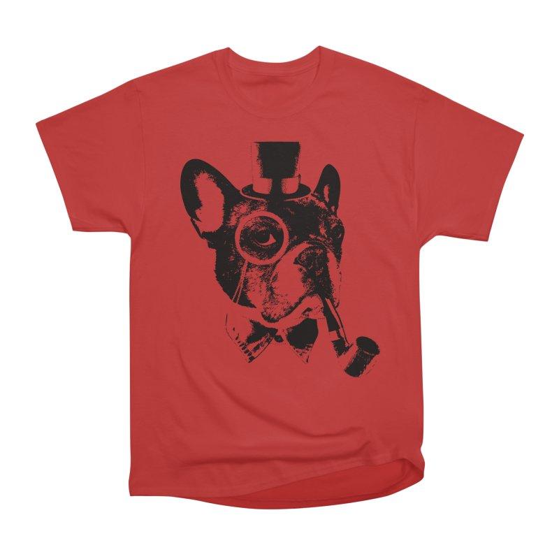From Frank: Yaaasss, Sir Men's Heavyweight T-Shirt by From Frank's Artist Shop