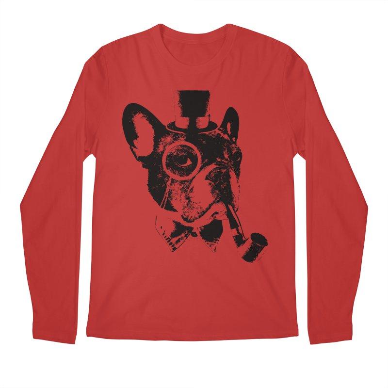 From Frank: Yaaasss, Sir Men's Regular Longsleeve T-Shirt by From Frank's Artist Shop