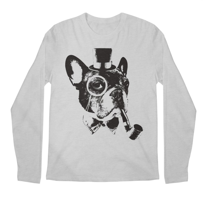 From Frank: Yaaasss, Sir Men's Regular Longsleeve T-Shirt by From Frank's Artist Shop