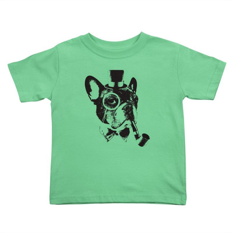 From Frank: Yaaasss, Sir Kids Toddler T-Shirt by From Frank's Artist Shop