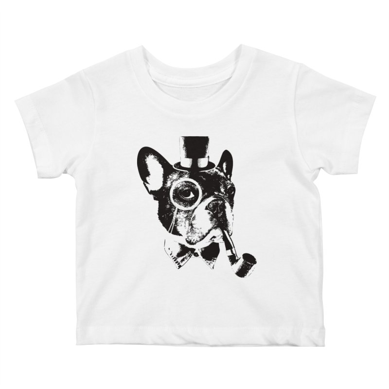 From Frank: Yaaasss, Sir Kids Baby T-Shirt by From Frank's Artist Shop