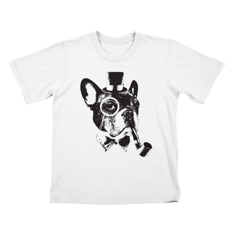 From Frank: Yaaasss, Sir Kids T-Shirt by From Frank's Artist Shop