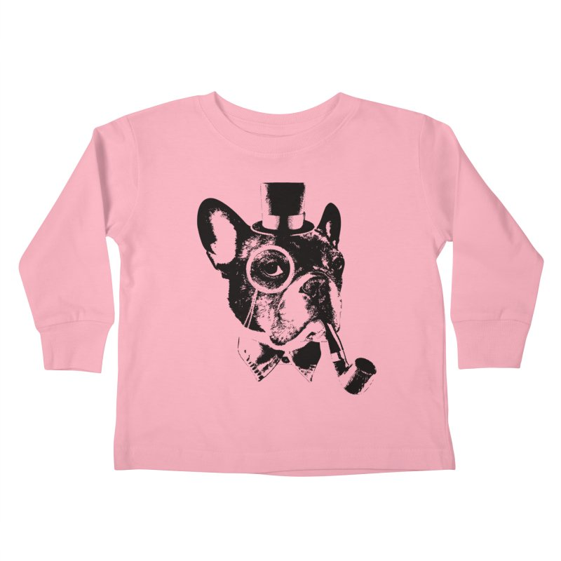From Frank: Yaaasss, Sir Kids Toddler Longsleeve T-Shirt by From Frank's Artist Shop