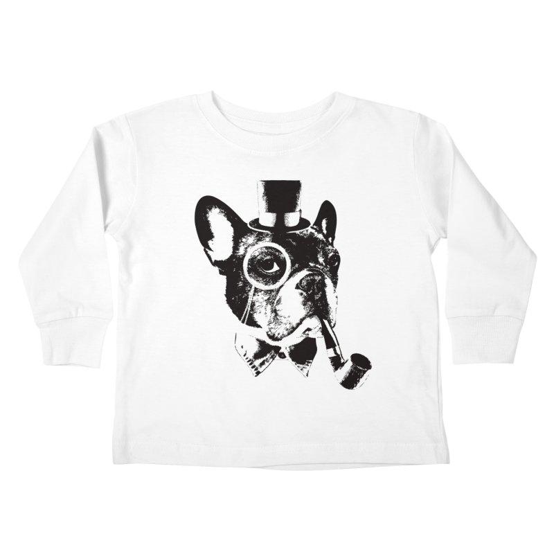 From Frank: Yaaasss, Sir Kids Toddler Longsleeve T-Shirt by From Frank's Artist Shop