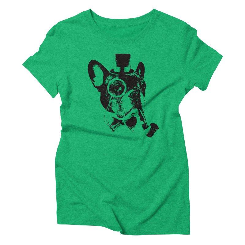 From Frank: Yaaasss, Sir Women's Triblend T-Shirt by From Frank's Artist Shop