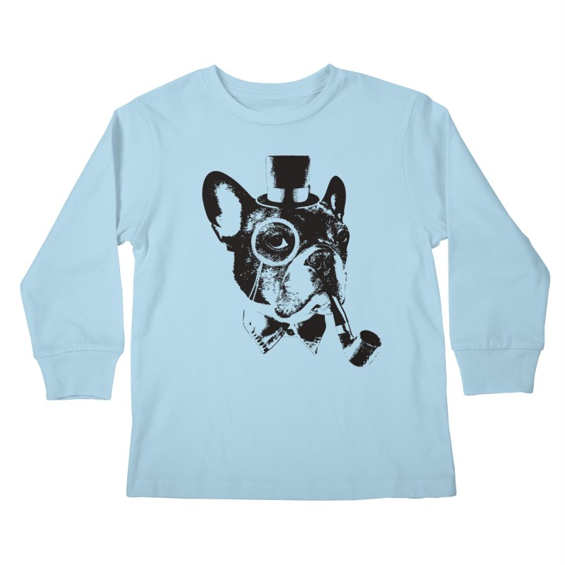 From Frank: Yaaasss, Sir Kids Longsleeve T-Shirt by From Frank's Artist Shop
