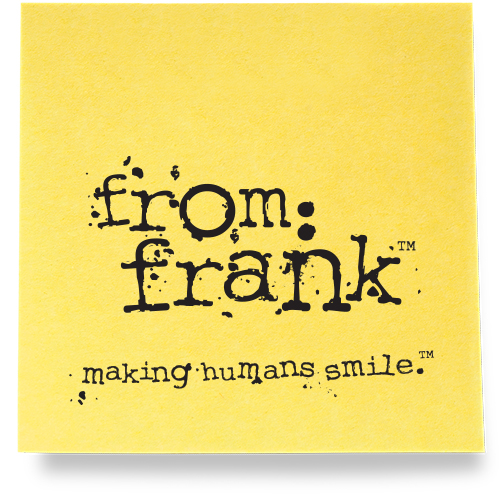 From Frank's Artist Shop Logo