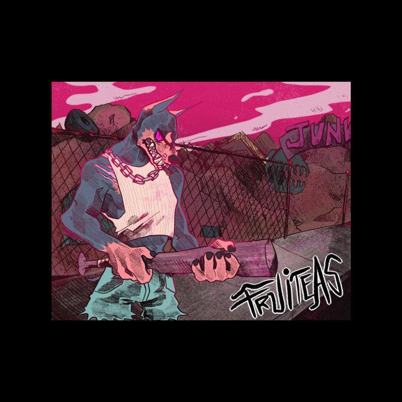 JUNKYARD DAWG Men's T-Shirt by fruiteas's Artist Shop