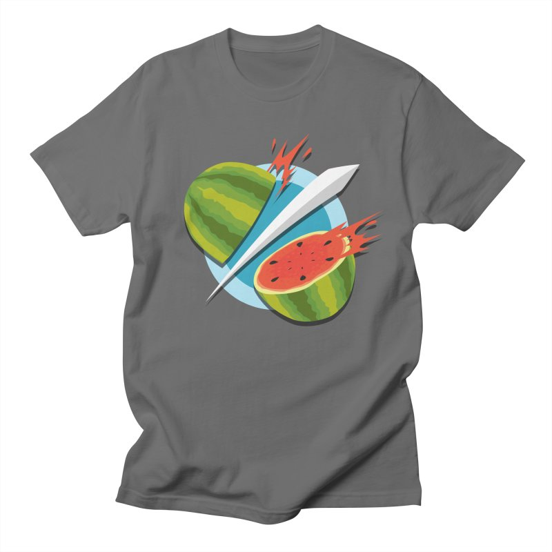 Fruit Ninja Classic in Men's T-shirt Asphalt by Fruit Ninja Store