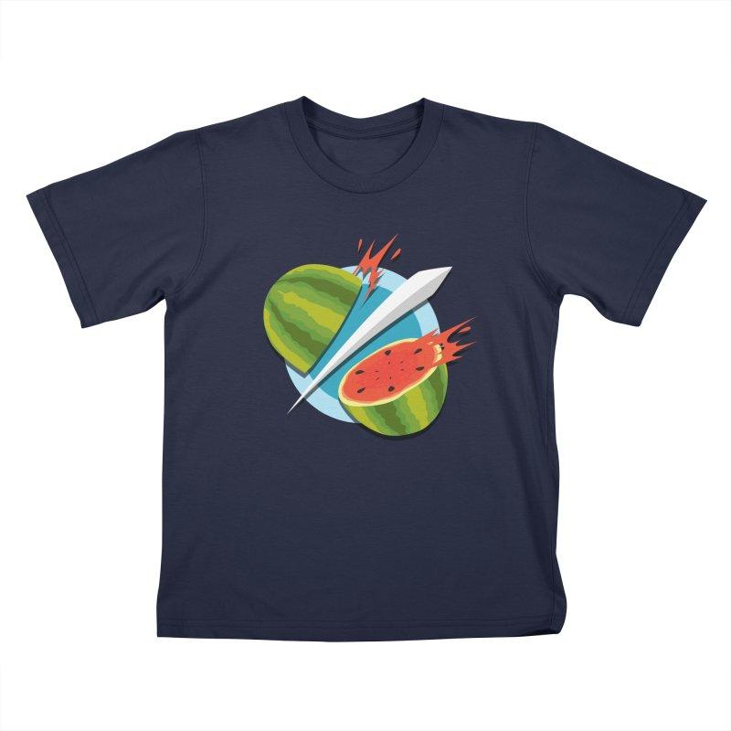 Fruit Ninja Classic Kids T-Shirt by Fruit Ninja Store