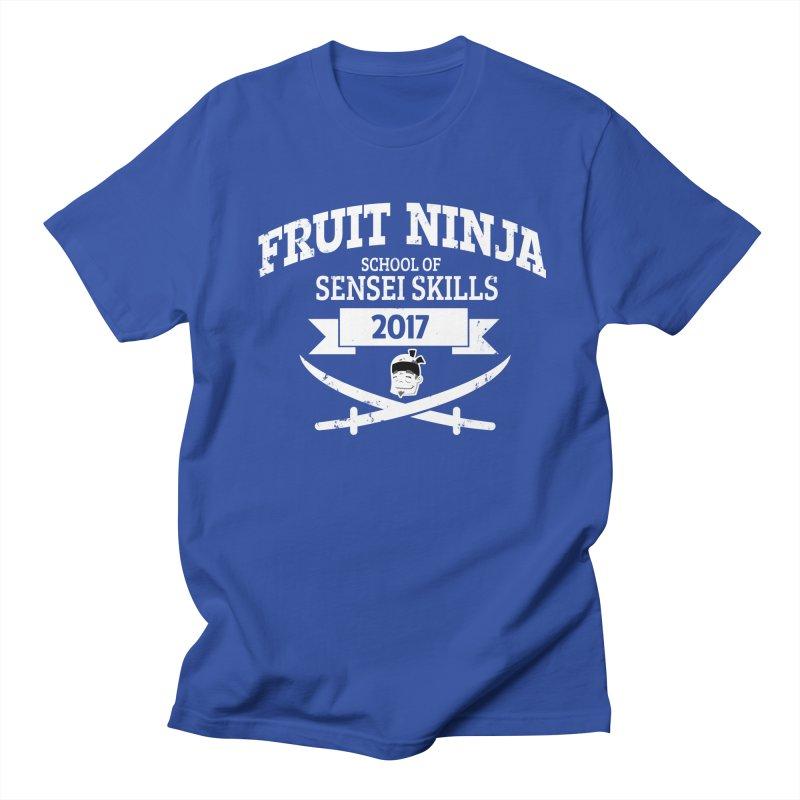 School of Sensei Skills Men's T-shirt by Fruit Ninja Store