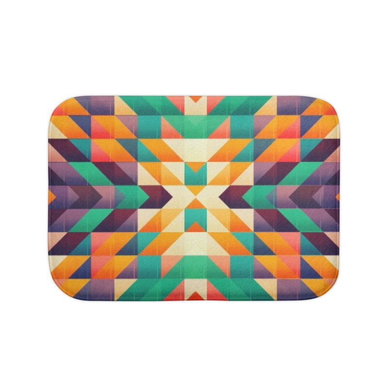 Indian summer Home Bath Mat by fruityshapes's Shop
