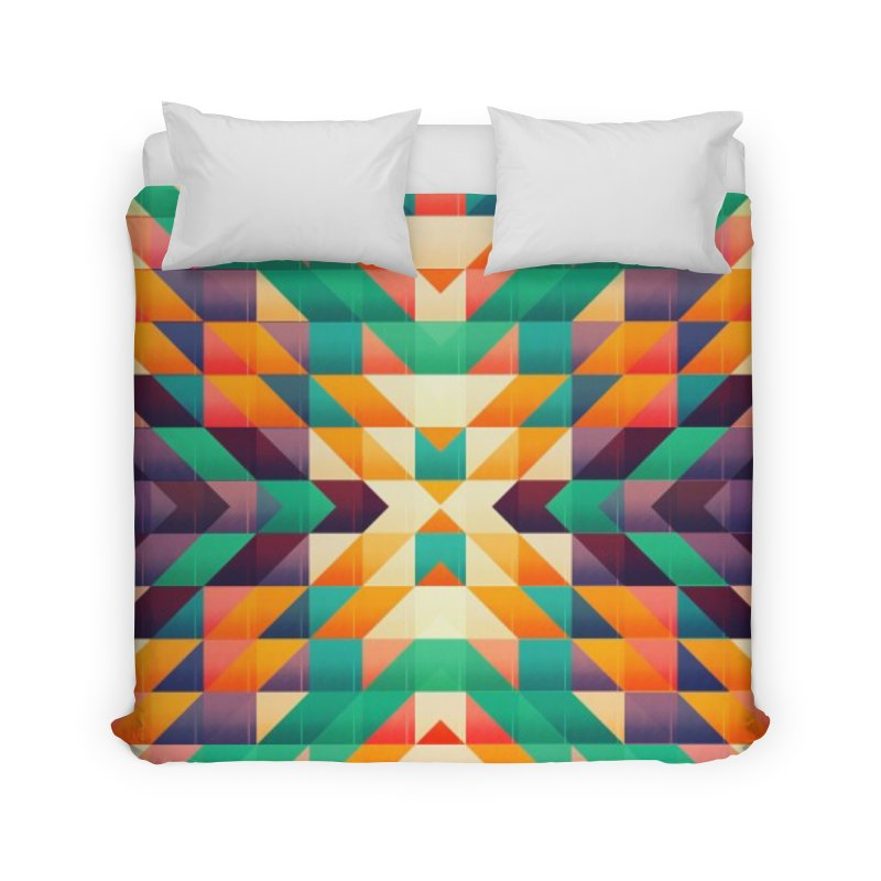 Indian summer Home Duvet by fruityshapes's Shop