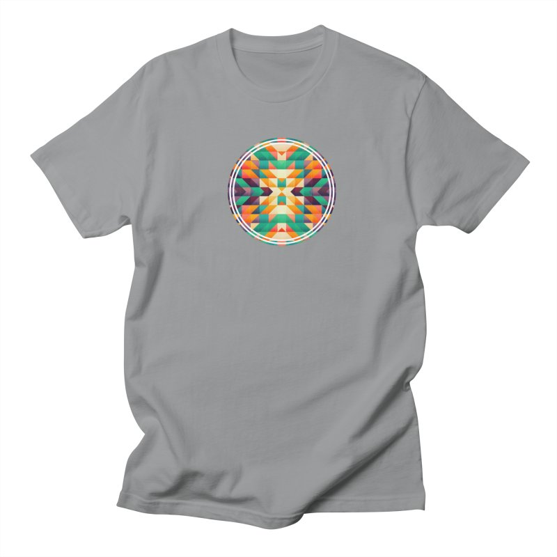 Indian summer Women's Regular Unisex T-Shirt by fruityshapes's Shop