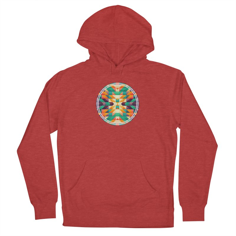 Indian summer Men's French Terry Pullover Hoody by fruityshapes's Shop
